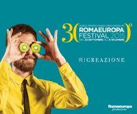 Locandina: RomaEuropa Festival 2015