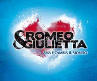 """Locandina: """"ROMEO E GIULIETTA. Ama e cambia il mondo"""""""