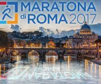 Locandina: Maratona di Roma 2017