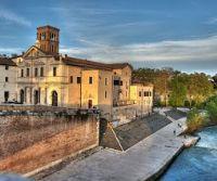 Locandina: La Cripta ipogea di Ottone III e i segreti dell'Isola Tiberina