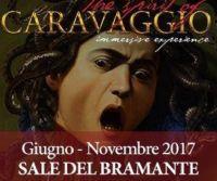 Locandina: The Spirit of Caravaggio, immersive experience