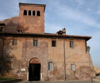 Locandina: Il Monastero Agostiniano Santi Quattro Coronati