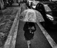 """Locandina: """"Via!"""" – Fotografia di strada da Amburgo a Palermo"""
