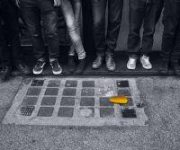 Locandina: Dalla street art al laboratorio: l'esperienza di StudioSotterraneo
