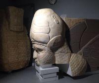 Locandina: Rinascere dalle distruzioni. Ebla, Nimrud, Palmira