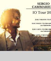Locandina: Sergio Cammariere. IO tour 2017