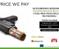 Locandina: The Price We Pay