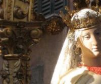 Locandina: Trastevere, la Festa de' Noantri e la magia dei suoi vicoli al chiaro di luna