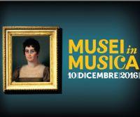 Locandina: Musei in musica