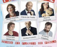 """Locandina: """"Un papà per tutti"""" ritorna a grande richiesta al Teatro degli Audaci"""