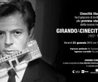 Locandina: Girando a Cinecittà