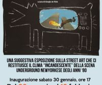Locandina: Buggiani/Haring U.S.A. E GETTA