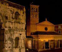Locandina: Il Velabro e i suoi scorci