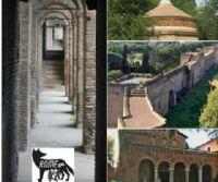 Locandina: I segreti di Porta Latina: un angolo di pace fra storia, natura e meditazione