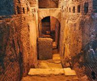 Locandina: Sotterranei di Fontana di Trevi. Apertura Straordinaria