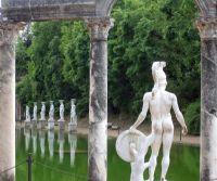 Locandina: Villa Adriana al Tramonto