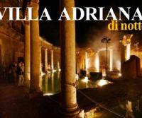 Locandina: Villa Adriana di notte