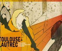 Locandina: Toulouse Lautrec all'Ara Pacis