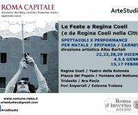 Locandina: Le Feste a Regina Coeli