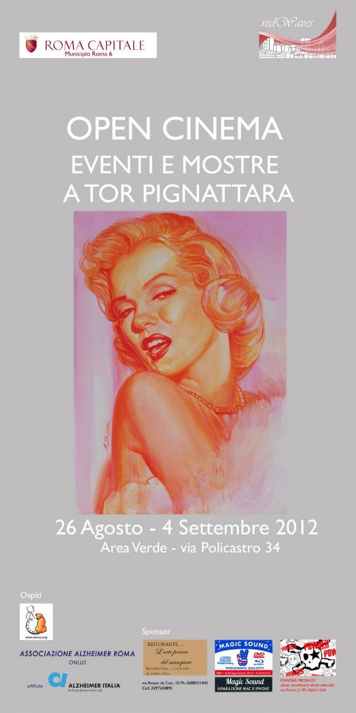 Open Cinema - Eventi e mostre a Tor Pignattara