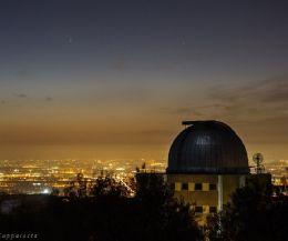 Locandina: Tour del Parco astronomico