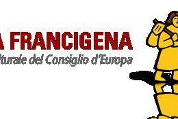 Locandina: L'Associazione Europea delle Vie Francigene e l'Associazione Civita promuovono la terza edizione del Festival