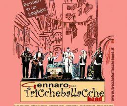 Locandina: Il nuovo spettacolo della Triccheballacche band