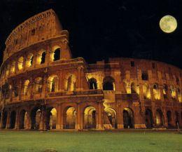 Locandina: Visite notturne dell'anfiteatro Flavio