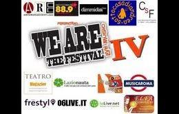 Locandina: Semifinali WE A. R. E. The Festival IV