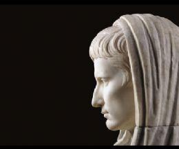 Locandina: Da ottobre alle scuderie del Quirinale: Augusto e la visione di una nuova era