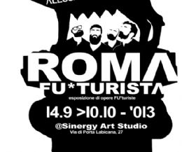 Locandina: Sinergy Art Studio presenta esposizione di opere Fu*turiste
