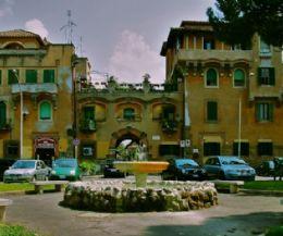 Locandina: Il quartiere romano fondato nel 1920 per ospitare gli operai della zona industriale