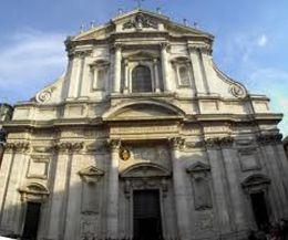 Locandina: Le stanze di San Luigi Gonzaga nella chiesa di Sant'Ignazio