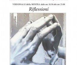 Locandina: La Galleria Macsi vi invita a partecipare numerosi ad un Vernissage ricco di spunti e di emozioni artistiche...