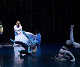 Locandina: La grande danza approda al Teatro Tor bella Monaca. 11 appuntamenti in cartellone