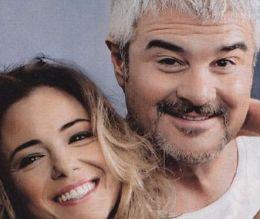 Locandina: Pino Insegno e Alessia Navarro in Frankie & Johnny