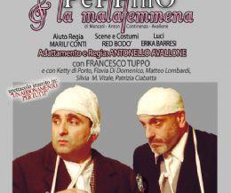Locandina: Uno spettacolo ispirato alla famosa canzone del principe De Curtis