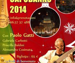 Locandina: Spettacoli e festeggiamenti di fine anno al Teatro Petrolini