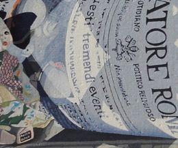 Locandina: In mostra una selezione di 12 dipinti, realizzati a olio su tela tra il 2009 e il 2013, sul tema della Natura Morta