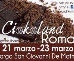 Locandina: Ciokoland - Il tour della cioccolata