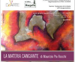 Locandina: La Materia Cangiante
