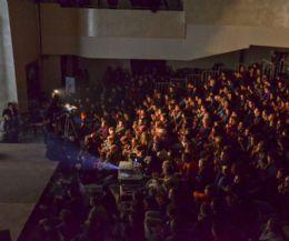 Locandina: Tre anni di Cinema Palazzo