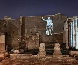 Locandina: Foro di Augusto. 2000 anni dopo