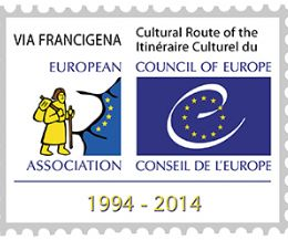 Locandina: Via Francigena Collective project 2014