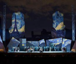 Locandina: La bohème di Giacomo Puccini