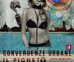 Locandina: Convergenze Ubane - Il Pigneto in Cuffia