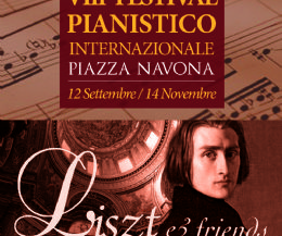 Locandina: LISZT AND FRIENDS - Chamber Music Experience