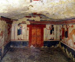 Locandina: I Colori degli Etruschi