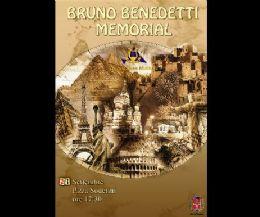 Locandina: Concerto omaggio al maestro Bruno Benedetti