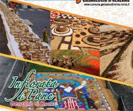 Locandina: XXVI Festa del Pane Casareccio IGP di Genzano